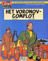 Blake en Mortimer (Uitgeverij Blake en Mortimer) -14- Het Voronov-complot