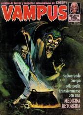 Vampus (Creepy en espagnol) -42- Medicina retorcida