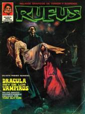 Rufus (Eerie en espagnol) -1- Dracula, rey de los vampiros