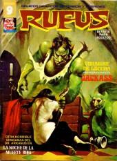 Rufus (Eerie en espagnol) -25- La noche de la muerte roja