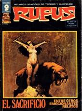 Rufus (Eerie en espagnol) -56- El sacrificio