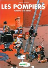 Les pompiers -7b- Graine de héros