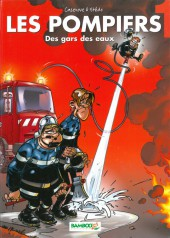 Les pompiers -1d- Des gars des eaux