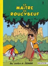 Johan et Pirlouit -2e07- Le maître de Roucybeuf