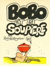 Bobo -MR1655- Bobo et la soupière