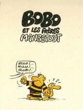 Bobo -MR1660- Bobo et les frères mangetout