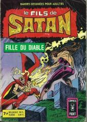Le fils de Satan -Rec04- Album N°3183 (n°7 et n°8)