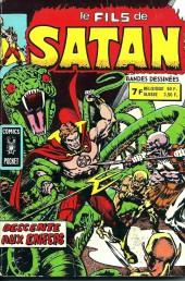 Le fils de Satan -Rec07- Album N°3742 (n°13 et n°14)