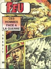 Feu -Rec31- Recueil BD Choc N°3 (63, 64, 65, 66)