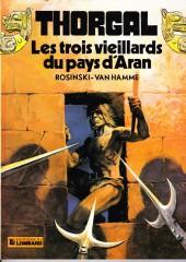 Thorgal -3a92- Les Trois Vieillards du Pays d'Aran