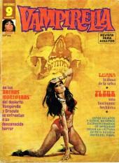 Vampirella (en espagnol) -5- Arenas mortíferas