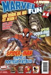 Marvel Fun -6- Spider-Man contre le Docteur Fatalis !