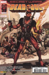 Secret Wars : Deadpool