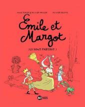 Emile et Margot -6- Ils sont partout !