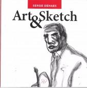 (AUT) Dehaes, Serge - Art & Sketch
