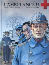 L'ambulance 13 -INT2- Intégrale 2