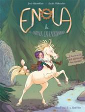 Enola & les animaux extraordinaires -2- La licorne qui dépassait les bornes