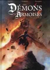 Les démons d'Armoises -3- Gilles l'hérétique