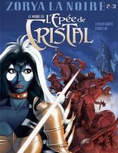 Le monde de l'Épée de Cristal -2- Zorya la Noire 2/3