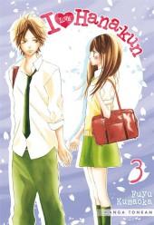 I Love Hana-Kun -3- Tome 3