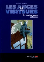 Les anges visiteurs -HS2- Les jumeaux célestes - art book