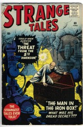 Strange Tales (Marvel - 1951) -69- The Man in the Iron Box!
