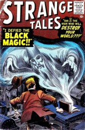 Strange Tales (Marvel - 1951) -71- I Defy the Black Magic!