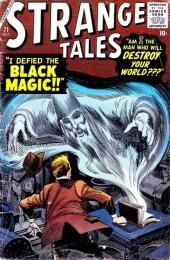 Strange Tales (Marvel - 1951) -71- I Defy the Black Magic!