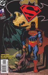 Superman/Batman (2003) -1c- The world's Finest. Part 1: The world