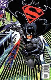 Superman/Batman (2003) -1e- The world's Finest. Part 1: The world