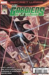 Secret Wars : Les Gardiens de la Galaxie -2- Le Pouvoir des gemmes
