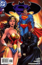 Superman/Batman (2003) -8c- Supergirl from Krypton. Part 1: Alone