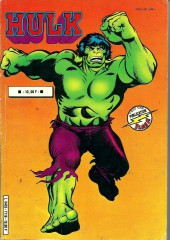 Hulk (1re Série - Arédit - Flash) -Rec12- Recueil 7116 (24-25)