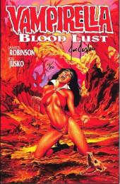 Vampirella: Blood Lust (1997) -1- Blood lust - Book One