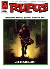 Rufus (Eerie en espagnol) -2- El desalojado