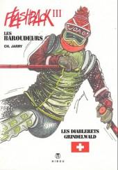 Les baroudeurs sans frontières -8TL- Flashback III