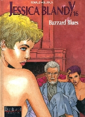 Jessica Blandy -16- Buzzard Blues