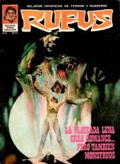 Rufus (Eerie en espagnol) -4- Pero también monstruos