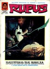 Rufus (Eerie en espagnol) -8- Destino de bruja