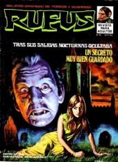 Rufus (Eerie en espagnol) -10- Un secreto muy bien guardado