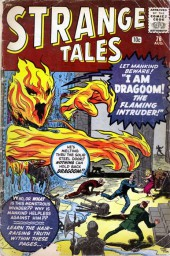 Strange Tales (Marvel - 1951) -76- I Am Dragoom!