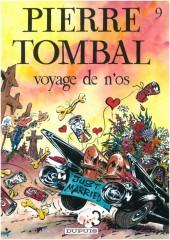 Pierre Tombal -9a2004- Voyage de n'os