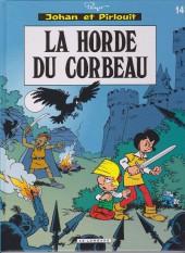 Johan et Pirlouit -14c10- La horde du corbeau