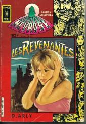 Névrose (1re série - Arédit - Comics Pocket) -Rec01- Album N°3304 (n°1 et n°3)