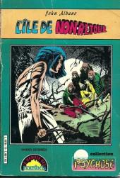 Psychose (Collection) -11- L'Île de non-retour (Le Manoir des fantômes)