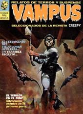 Vampus (Creepy en espagnol) -1- Un terrible secreto