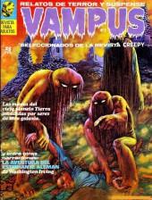 Vampus (Creepy en espagnol) -2- La aventura del estudiante alemán