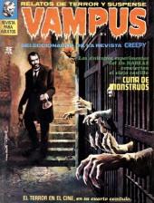 Vampus (Creepy en espagnol) -4- Cuna de monstruos