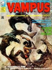 Vampus (Creepy en espagnol) -5- El reino de las tinieblas