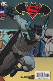 Superman/Batman (2003) -25B- With a Vengeance, Chapter 6: Supermen/Batmen